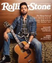 Rolling Stone India Magazine Cover September 2019