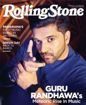 Rolling Stone India Magazine Cover