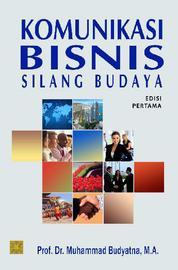 Komunikasi Bisnis Silang Budaya by Cover
