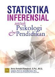 Statistika Inferensial untuk Psikologi dan Pendidikan by Cover