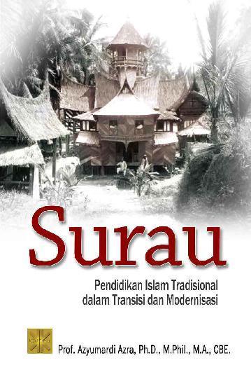 Buku Digital Surau oleh Prof. Azyumardi Azra, Ph.D., M.Phil., M.A., CBE.