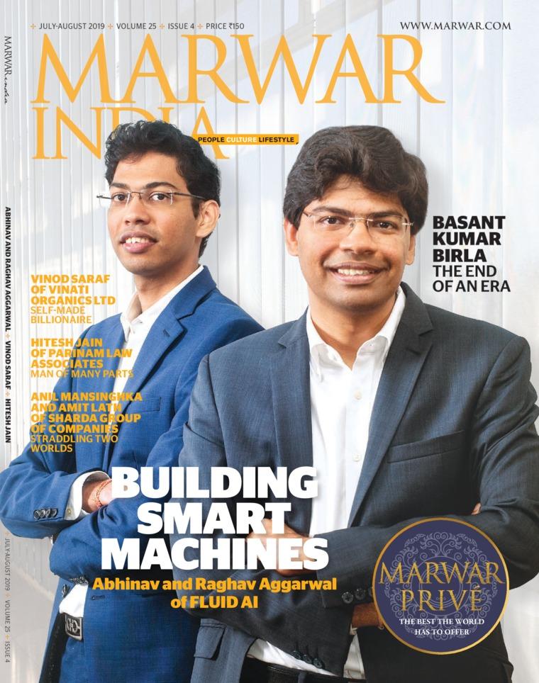 Majalah Digital Marwar India Juli-Agustus 2019