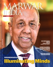 Cover Majalah Marwar India September-Oktober 2018