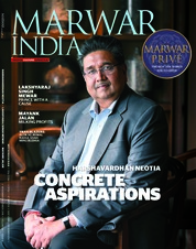 Marwar India Magazine Cover