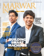 Marwar India Magazine Cover July-August 2019