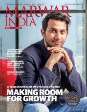 Marwar India Magazine Cover September-October 2019