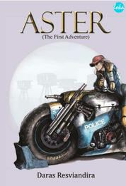 ASTER: The First Adventure by Cover