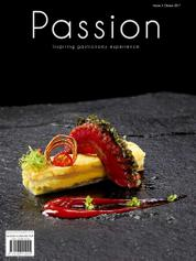 Passion Magazine Cover ED 04 October 2017