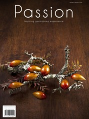 Passion Magazine Cover ED 08 February 2018