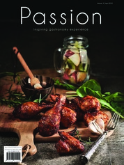Passion Magazine Cover