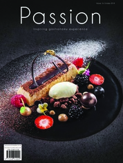 Passion Magazine Cover ED 16 October 2018