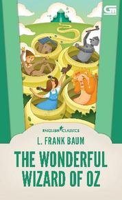 English Classics: The Wonderful Wizard of Oz by L. Frank Baum Cover