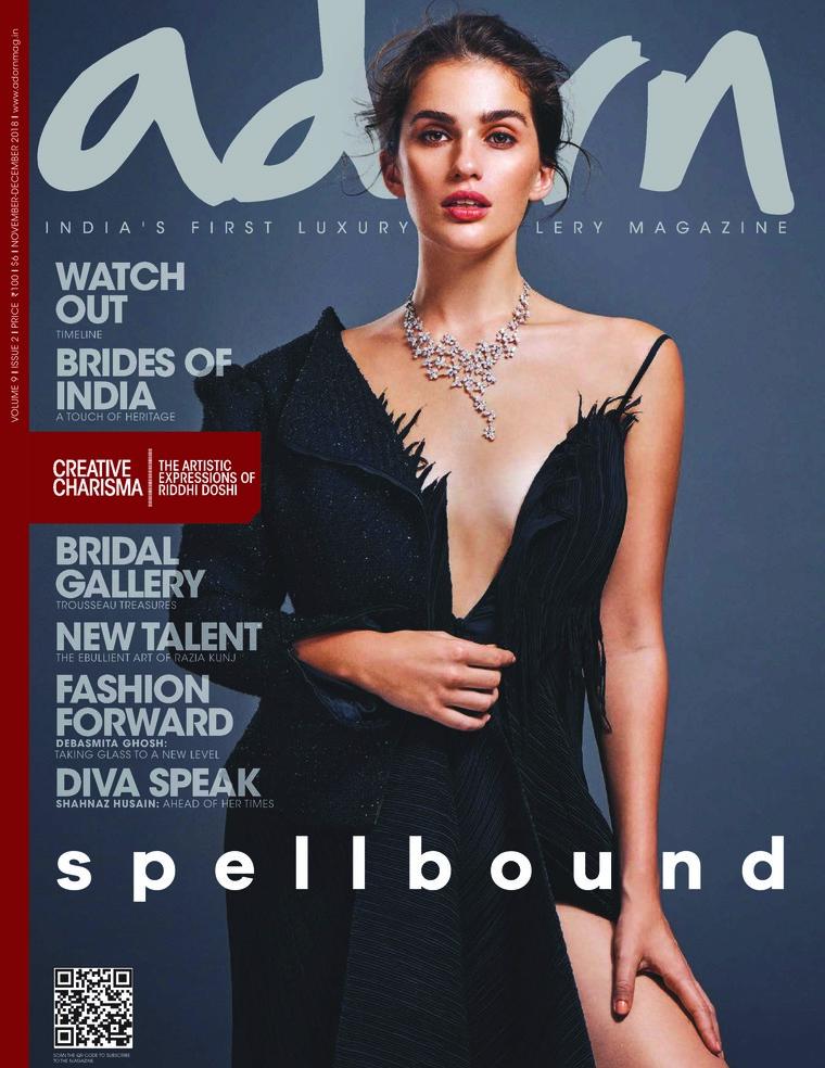 Adorn Digital Magazine November-December 2018