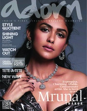 Cover Majalah adorn Januari-Februari 2019
