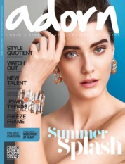 Adorn Magazine Cover May-June 2019
