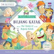 Seri Cerita Rakyat 34 Provinsi: Bujang Katak by Cover