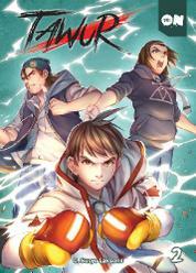 Tawur Vol 2 by C. Suryo Laksono Cover