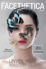 Cover Majalah MIRACLE FACEthetica ED 01 Desember 2016