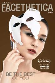 Cover Majalah MIRACLE FACEthetica ED 02 September 2017