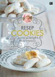 Resep Cookies Dona's Delight by Cover