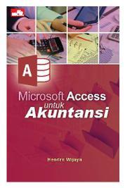 Cover Microsoft Access untuk Akuntansi oleh