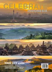 Cover Majalah Celebrate Indonesia
