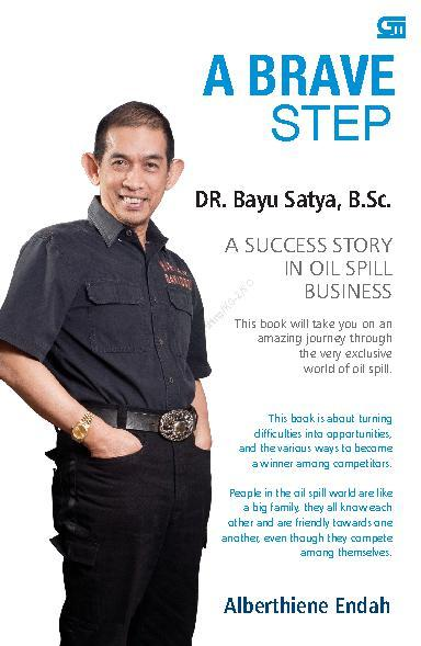 Buku Digital Brave Steps (Edisi Bhs. Inggris) oleh Bayu Setya
