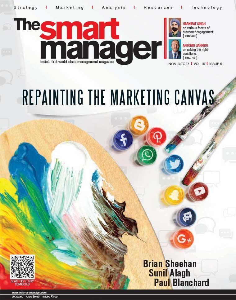 Majalah Digital The Smart Manager November–Desember 2017