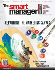 Cover Majalah The Smart Manager November–Desember 2017
