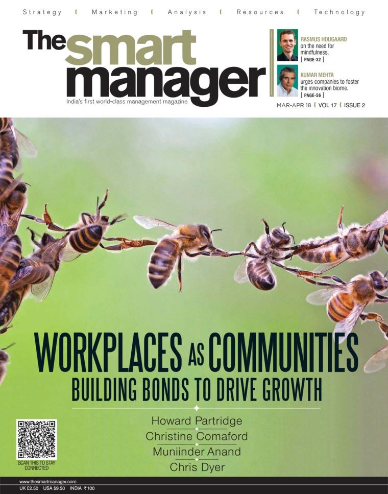 Majalah Digital The Smart Manager Maret–April 2018