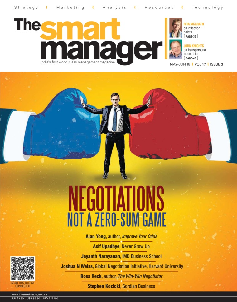 Majalah Digital The Smart Manager Mei-Juni 2018