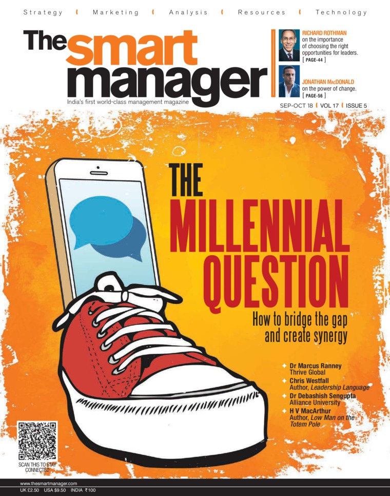 Majalah Digital The Smart Manager September-Oktober 2018