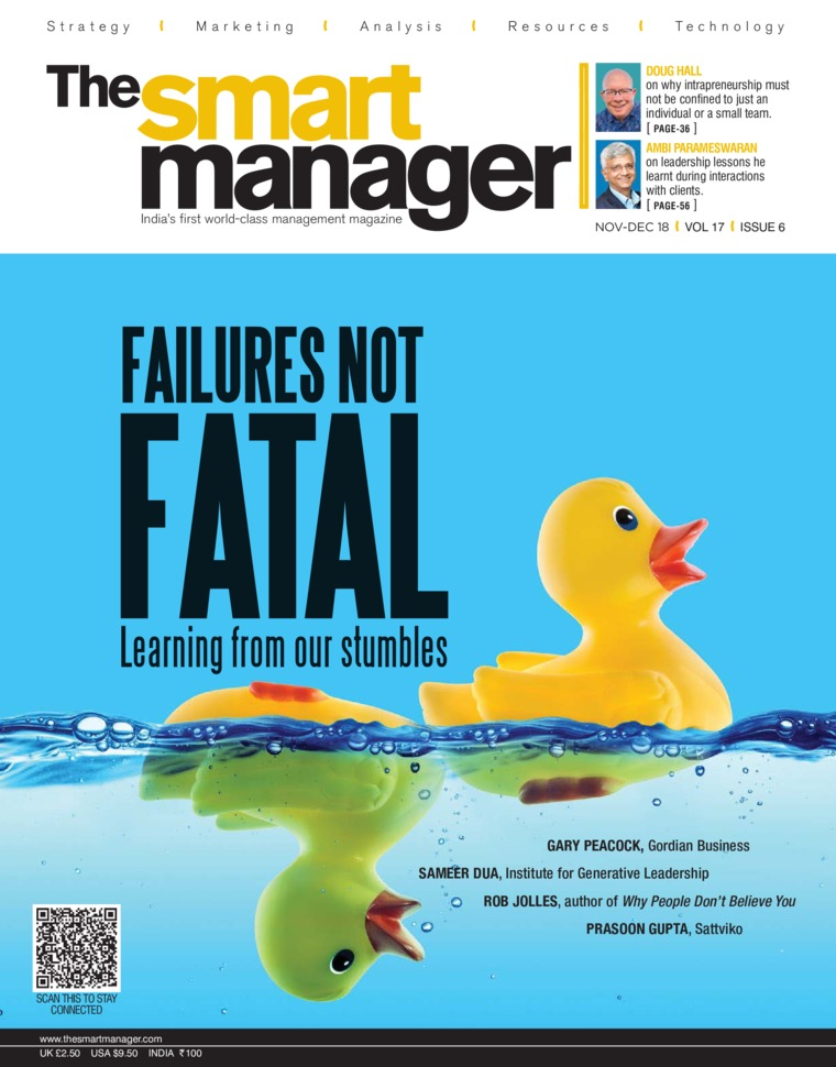 Majalah Digital The Smart Manager November-Desember 2018