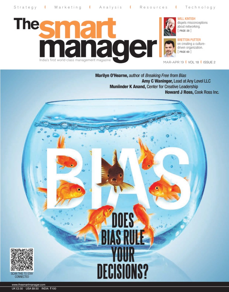 The Smart Manager Digital Magazine March-April 2019
