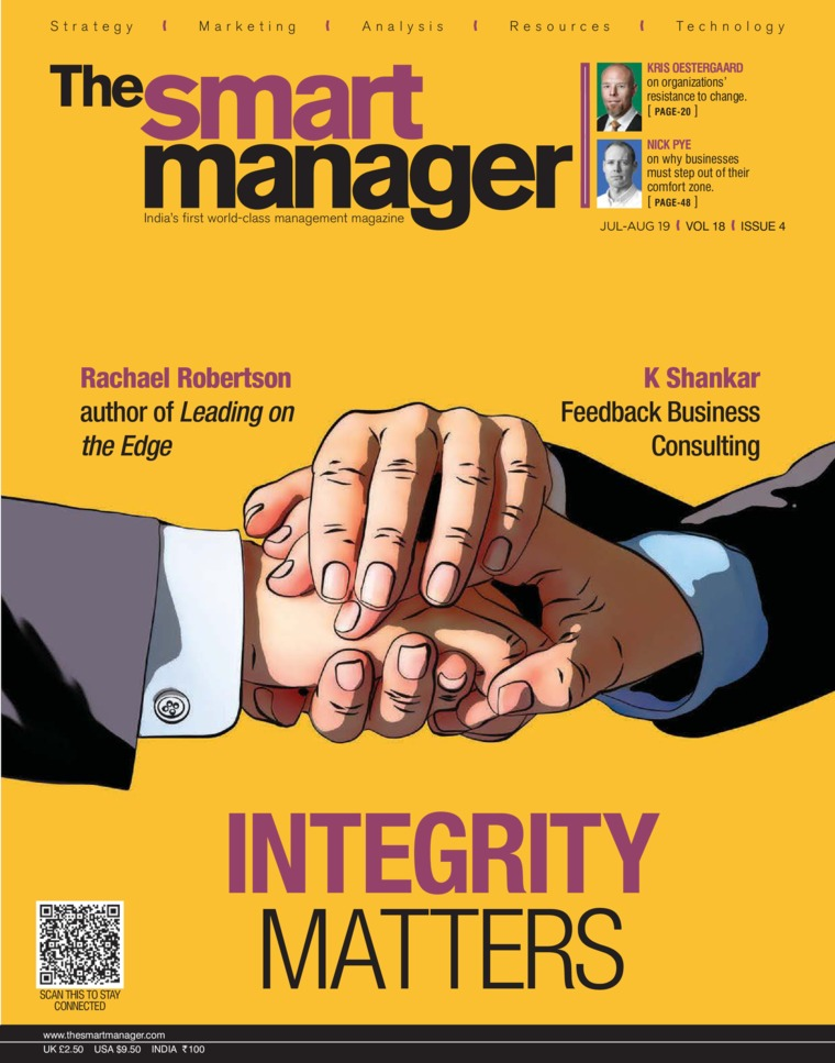 The Smart Manager Digital Magazine July-August 2019