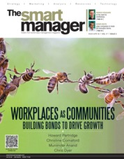 The Smart Manager Magazine Cover March–April 2018