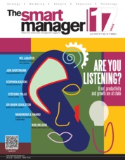 Cover Majalah The Smart Manager Januari-Februari 2019