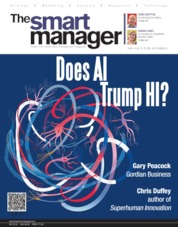 The Smart Manager Magazine Cover May-June 2019