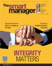 The Smart Manager Magazine Cover July-August 2019