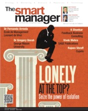 The Smart Manager Magazine Cover September-October 2019