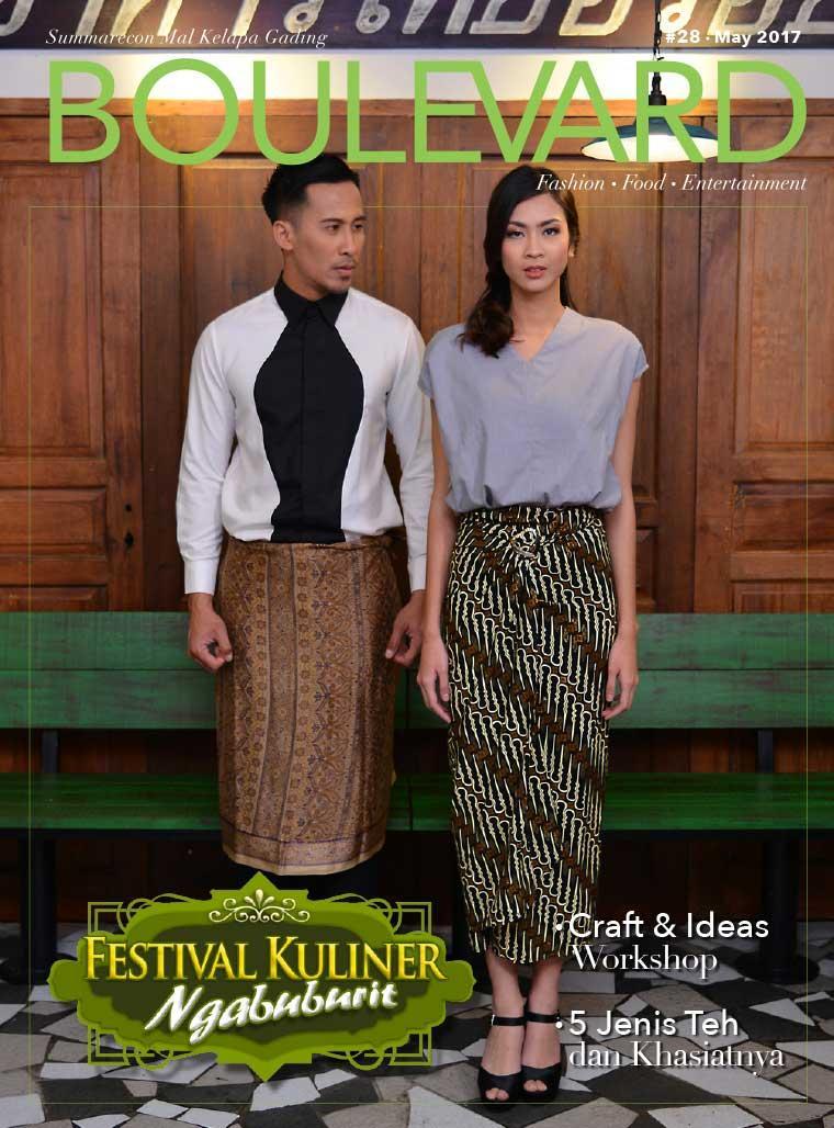 Majalah Digital BOULEVARD Mei 2017