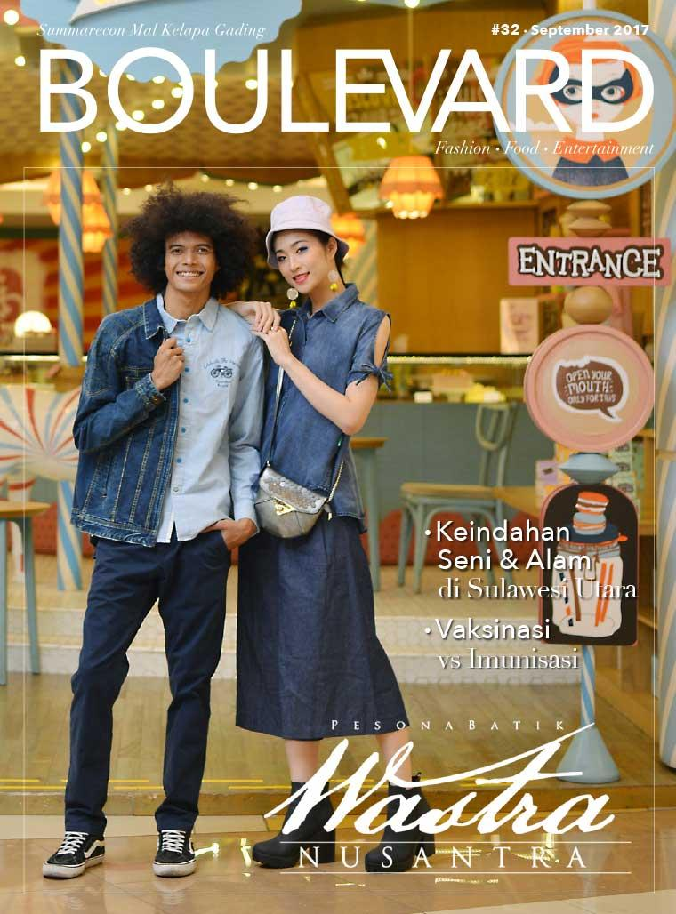 Majalah Digital BOULEVARD September 2017