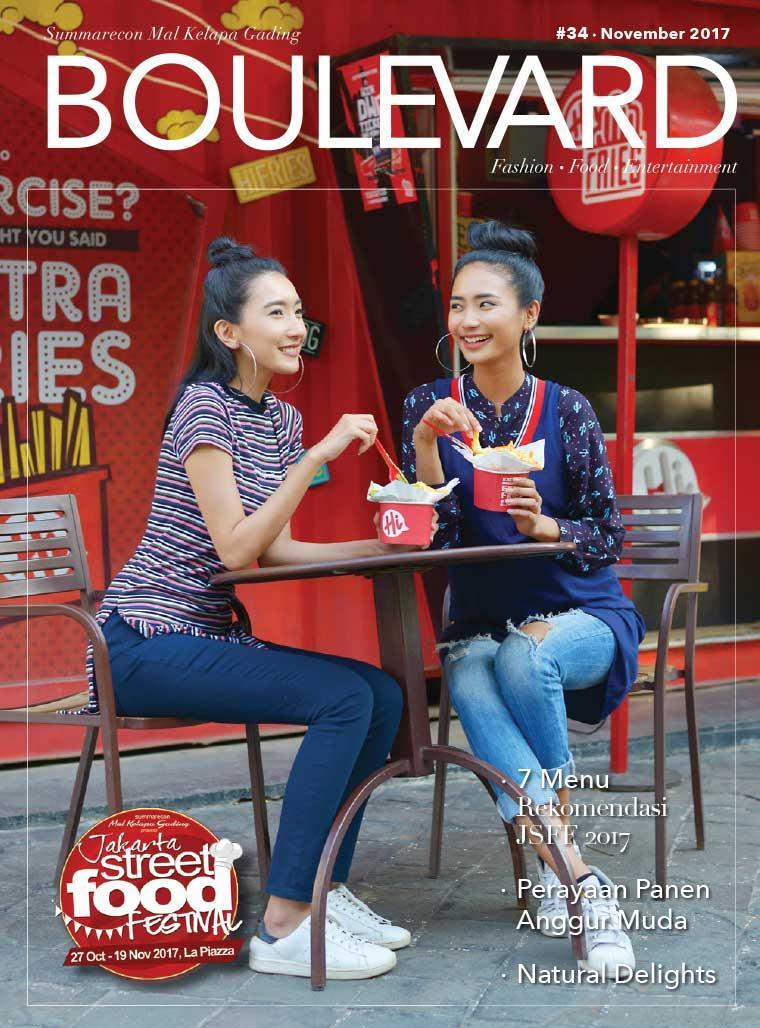 BOULEVARD Digital Magazine November 2017