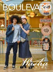 Cover Majalah BOULEVARD