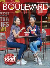 Cover Majalah BOULEVARD November 2017