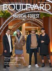 BOULEVARD Magazine Cover December 2017