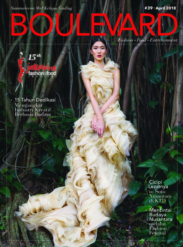 BOULEVARD Digital Magazine April 2018