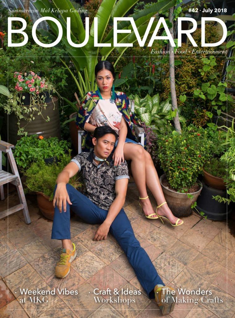 Majalah Digital BOULEVARD Juli 2018