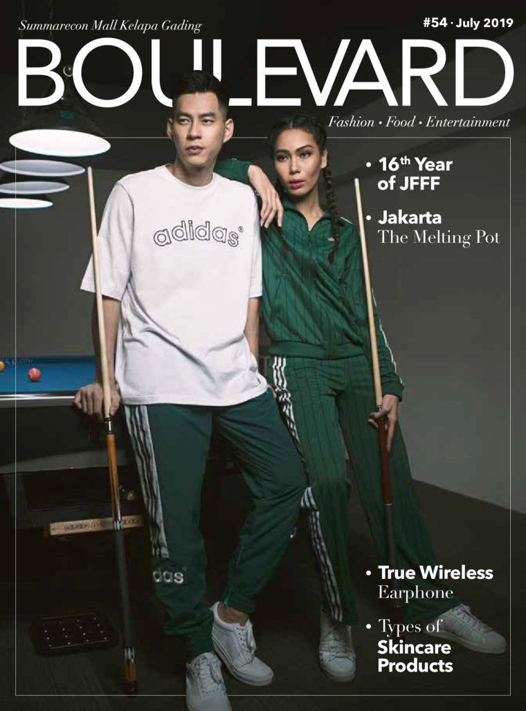 Majalah Digital BOULEVARD Juli 2019