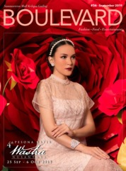 Cover Majalah BOULEVARD September 2019